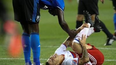 Mala noticia para Toronto FC: Sebastian Giovinco será baja durante las próximas 4 semanas