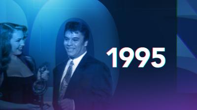 Premio Lo Nuestro 1995: Luis Miguel en escena y un homenaje póstumo a Selena