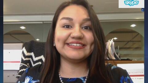 Gabriela Sevilla raises $41K to help homeless couple
