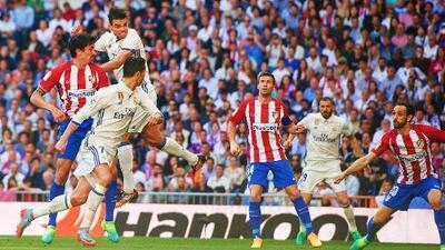 Los 10 datos que debes saber previo al Real Madrid vs Atlético de Madrid