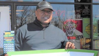 Este hombre rompió una promesa que le hizo a su esposa y ganó 4 millones de dólares