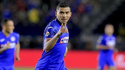 """Camoranesi: """"Trato de ver siempre a Cruz Azul"""""""