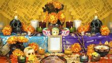 Los colores y significados del Día de muertos para los mexicanos
