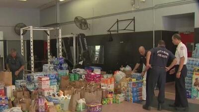 Anuncian que todos los departamentos de bomberos de Miami serán centros de acopio de donaciones para Bahamas
