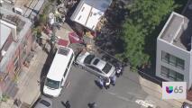 8 personas heridas después de que un automóvil golpeara un comedor al aire libre en Northern Liberties