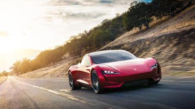 El Tesla Roadster será el auto más rápido del mundo