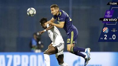 EXCLUSIVO DIGITAL | Orsic puso el segundo y Dinamo se encamina