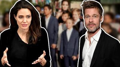Brad Pitt desmiente a Angelina: sí ha pagado millones de dólares en pensión para sus hijos
