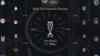 ¡Liga MX vs. MLS y un panameño! Agende los vibrantes Cuartos de Final de la Concacaf