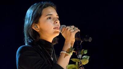 Ángela Aguilar podría ser la mujer más joven en recibir un Latin GRAMMY