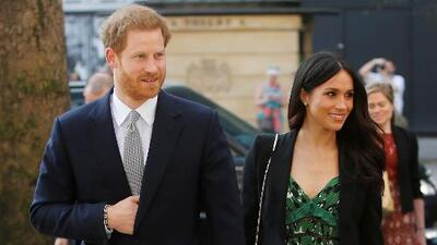 Así es el menú inspirado en la historia de amor del príncipe Harry y Meghan Markle