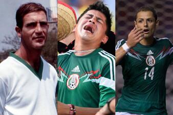Horribles fantasmas: momentos terroríficos en la historia de la Selección Mexicana