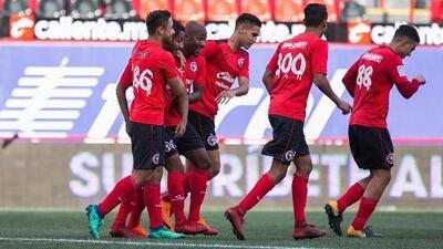 Juveniles de Xolos, los sparrings del Tri en Chulavista previo al juego ante Chile