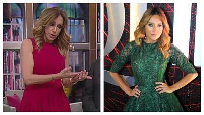 """La Flaca apoya a Geraldine Bazán tras el escándalo con Gabriel Soto y admira que """"no se quedó callada"""""""