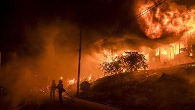 2017: Un año marcado por extremos fenómenos climáticos en todo el mundo