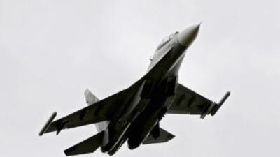 Avión militar venezolano se estrelló cerca de la frontera con Colombia