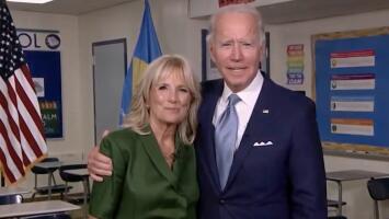Joe Biden ya es oficialmente el candidato presidencial demócrata