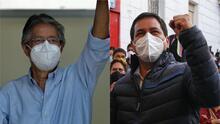 Así vivieron los candidatos presidenciales de Ecuador la jornada electoral