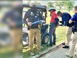 Un hombre es acusado de matar a tiros a un perro en un campo de golf porque le movió su pelota