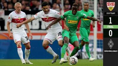 El Stuttgart aún no sale del descenso, pero logra una victoria que lo manda a promoción