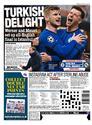 Las portadas de los diarios deportivos más importantes del mundo se ilustran con la eliminación del Real Madrid a manos del Chelsea.