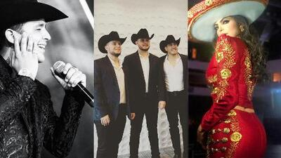 TOP 10 de las canciones más escuchadas del regional mexicano en el mes de marzo