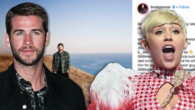 Liam Hemsworth desmiente declaraciones hechas sobre su sentir acerca de la separación con Miley Cyrus