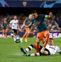 Cómo ver Ajax vs. Valencia en vivo, Champions League