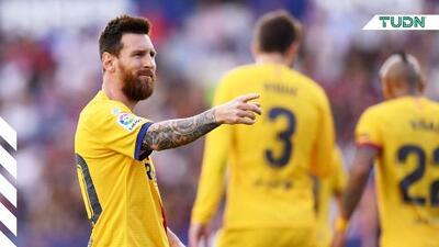 Barcelona ya planea la vida sin Lionel Messi