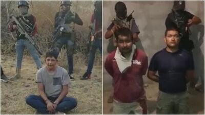 Dos videos de interrogatorios a secuestrados por parte de presuntos narcos generan polémica en México