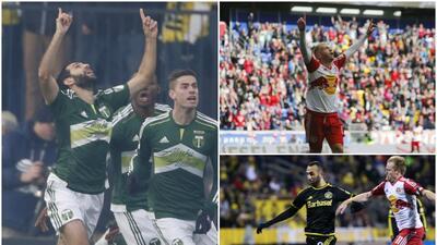 2015, el año de los goles récord: de Grella a Valeri, pasando por Meram