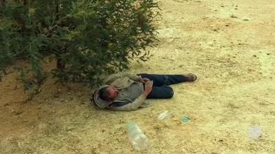 Así fue que una familia, después de varios meses, encontró el cadáver de un migrante que murió en el desierto