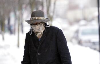 """""""Es lo más frío que muchos experimentaremos en la vida"""": cómo protegerte de las bajas temperaturas"""