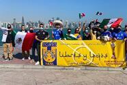 Crean barra 'Libres y Loqos' en Qatar para apoyar a los Tigres