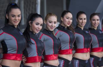 La belleza en la gran final de la Liga MX