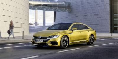 Así es el Arteon Gran Turismo, el nuevo sedán de lujo de Volkswagen