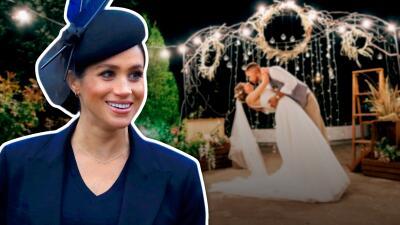 Revelan detalles de la fiesta con marihuana en la primera boda de Meghan Markle