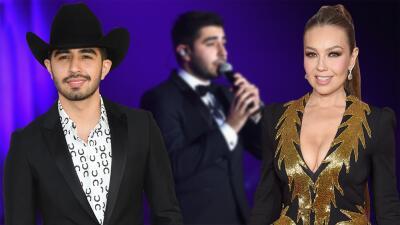 Joss Favela no pierde la fe de grabar con Thalía tras un supuesto encuentro incómodo con ella