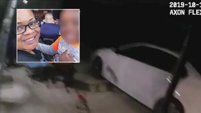 La mujer que murió en su propia casa por el disparo de un policía habría apuntado a la ventana con un arma