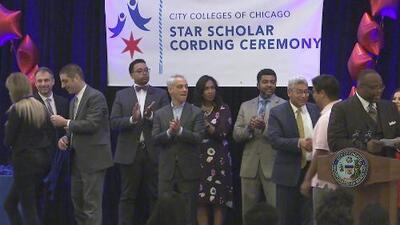Se espera que más de 600 alumnos se gradúen de los City Colleges como parte del programa Star Scholarship