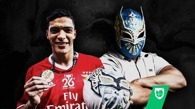 "Raúl Jiménez a Sin Cara: ""Espero festejar pase a Final de FA Cup con tu máscara"""