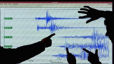 Una serie de 70 temblores ha sacudido a Ventura en las últimas horas