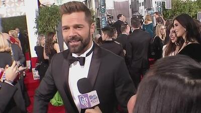 Así expresa Ricky Martin su felicidad por el nacimiento de su hija