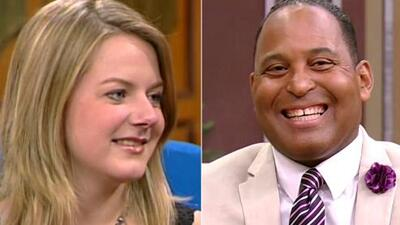 Tony Dandrades recuerda la simpática respuesta que le dio su esposa al proponerle matrimonio en la TV