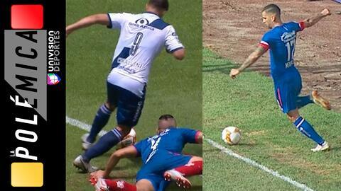 El insólito gol que le validaron a Cruz Azul pero no a Puebla | LA POLÉMICA