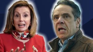 """""""Debe mirar dentro de su corazón"""": Nancy Pelosi evita exigir la renuncia de Andrew Cuomo"""
