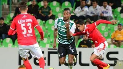 Santos no aprovechó su localía y empató con Mineros en el arranque de la Copa MX
