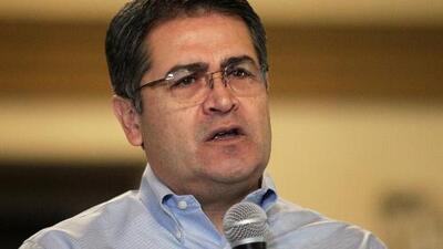"""""""Recibimos con tristeza el veredicto"""": la respuesta del presidente de Honduras al conocer que su hermano fue declarado culpable"""