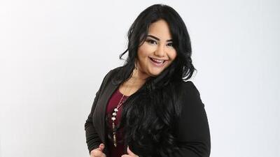 Sandra Padilla se coronó como La Reina de la Canción