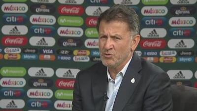 """Osorio y la importancia de los amistosos: """"Allí han surgido jugadores como Hirving Lozano"""""""